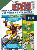 Origen de Daredevil