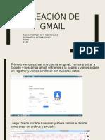 """Creación de Gmail Y Resumen de la película """"CÓDIGO ENIGMA"""""""
