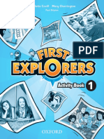 1 Básico First Explorers 1 Activity Book