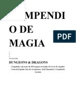 D&D 5E - Compêndio de Magia (Fundo Colorido) - Biblioteca Élfica.pdf.docx