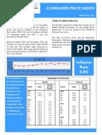 Consumer Price Index - Nov 18(R)