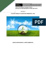 Formato Plan de Enfoque Ambiental 2019