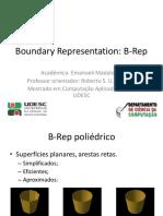 Boundary Representation