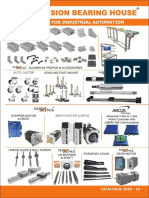 Precision Bearing House, Industrial Automation