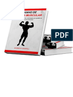 E-book Ganho de Massa Muscular