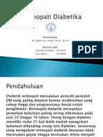 Referat Retinopati Diabetikum (DM)