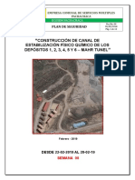 9. Programa Canal Estabilizacion - Mahr Tunel