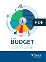 South African Budget Tax Guide 2019/2020
