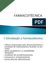 61234664 Introducao a Farmacotecnica 08112018