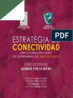 Estrategia de conectividad para la subregión centro del departamento del Valle del Cauca