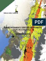 Plan de Ordenamiento Territorial Departamental del Valle Del Cauca. Documento Síntesis