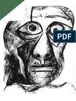 Leo Steinberg fim de partida de  Picasso