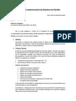 Propuesta de Implementación de Aplicativo de Planillas