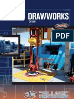 Drillmec Drawworks