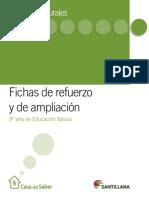 Ficha_refuerzo Ciencias Naturales 3º