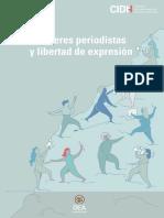 CIDH MujeresPeriodistas 2019pdf