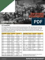 QNTC Dellsvr01 Inetpub D PartsLiterature F-720-051 Rev. D Crankshafts