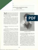 Novelista Manuel Siles 1921 1984 El
