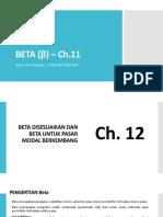 Beta Final