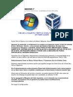 Virtual Box Web
