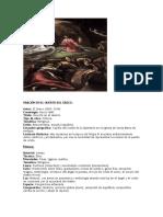 Oración en El Huerto Del Greco