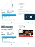 Boarding Passes-18 Feb