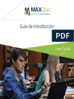 Getting Started Guide MAXQDA2018 esp