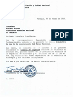 Iniciativa Constitucion Banco Nacional
