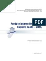 01 PIB Estadual 2015