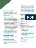 Temario - Examen RPAS