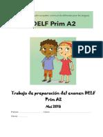 Exercices Preparacion Delf Prim a2 Mayo 18
