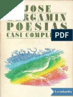 Poesias casi completas - Jose Bergamin.pdf