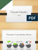 5 Enzyme Kinetics