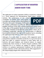 CATALYTIC APPLICATION OF MODIFIED CARBON NANO TUBE AND GRAPHINE.docx