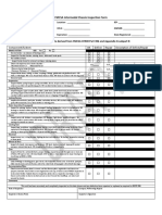 CCM FMCSA Chassis Inspection Form
