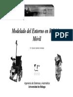 Modelado Del Entorno en Robotica