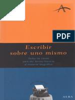 LITERATURA - ESCRIBIR SOBRE UNO MISMO -KoSilAd-Esum.pdf