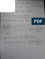 Cálculo de Chaveta y Eje