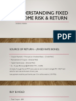 Understanding Fixed Income Risk & Return