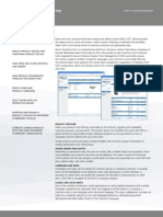 Epicor Storefront 8.0 Factsheet