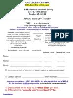 Food Order Form1 Mailrev