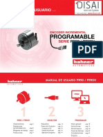 Manual Encoder Programable Pr90