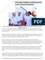 03-02-2019 Acapulco se consolida como puerto de embarque; Astudillo Flores encabezó la Ceremonia de zarpe del Crucero Magellan en su primer recorrido por la Riviera Mexicana.