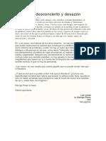 Raptos de desconcierto y desazón- Reseña de Las cosas, de George Perec. Por Leandro Diego.docx