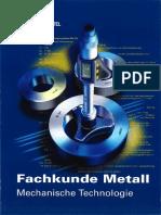 Fachkunde Metall