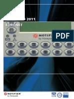 Notifier - Catalogo Euronet - 2011