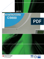 Notifier - Catalogo Antintrusione - 2011