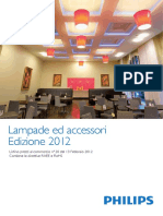 Philips - Lampade Ed Accessori - 2012