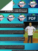 Diego Ricol- Mariano Rivera le dará brillo a la 61 Serie del Caribe en Panamá