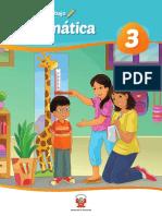Matemática 3 cuaderno de trabajo para tercer grado de Educación Primaria 2019.pdf